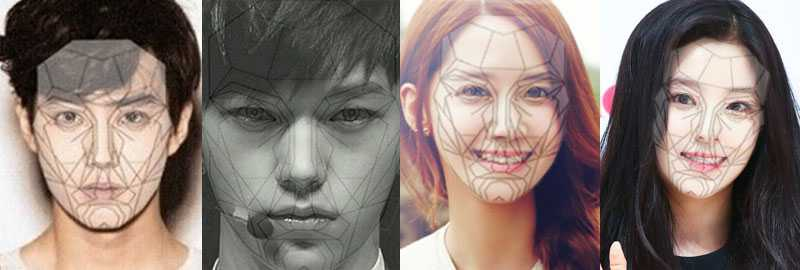 TOP 4 K-idol Faces And The Golden Ratio