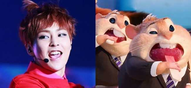 10 Things About K-idols Who Look Like Iconic Cartoon Characters