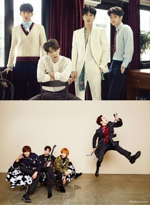FNC to Debut New K-Pop Idol Boy Group with Mnet