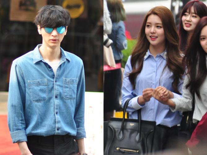 Music Bank Blast: K-Pop Idols' Couple Looks from April 22nd