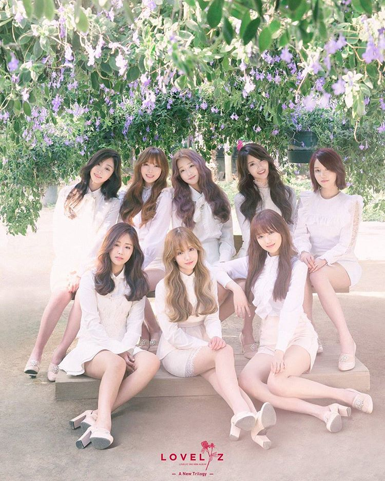 Netizens React to Lovelyz's Destiny Love Call From the States