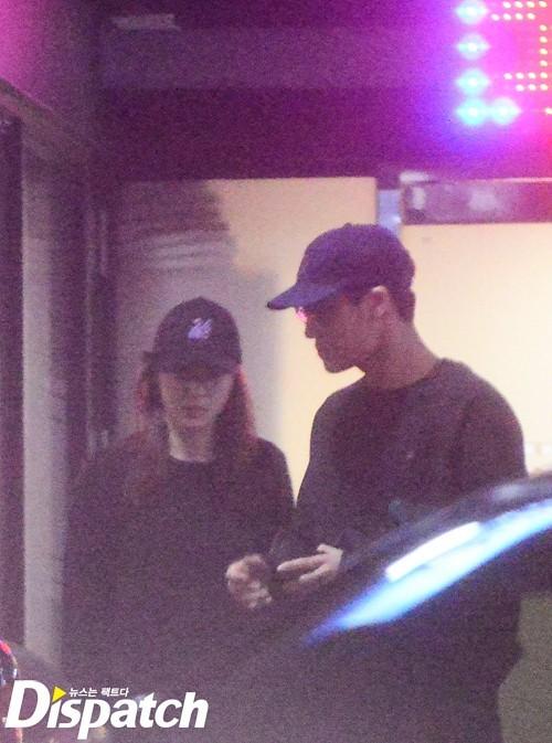 Kai exo a krystal f x dating