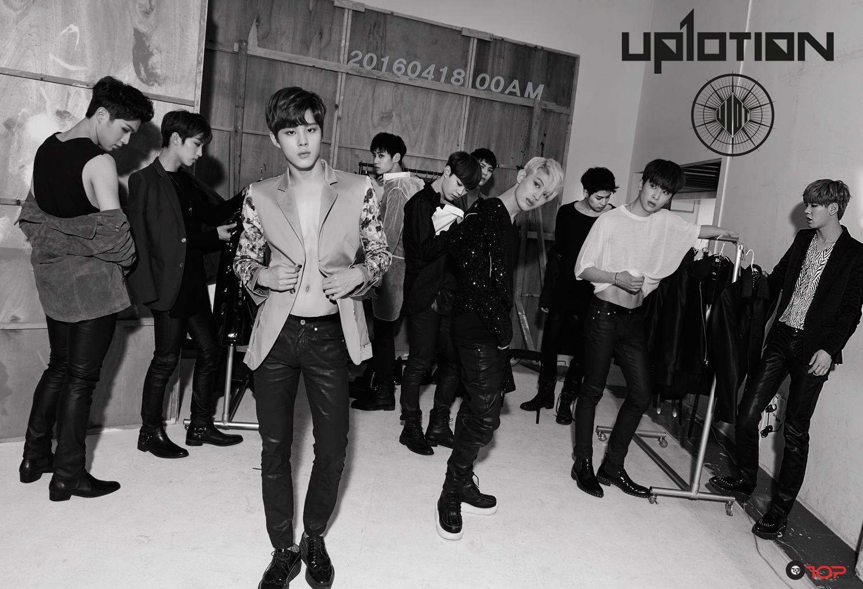 up10tion comeback teaser