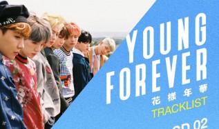 bts, bangtan boys, kpop bts, bts comeback, bangtan boys comeback, bts young forever, bangtan boys young forever, bts young forever tracklist