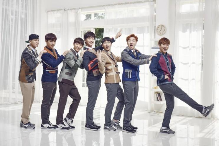 Current K-Pop Idols as the Face of School Uniform Companies