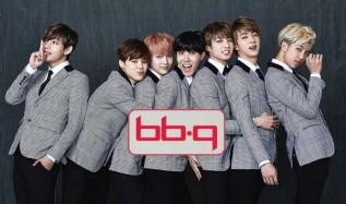 bts, kpop, kpop bts, bts bbq chicken, bbq chicken, korean bbq chicken, bts cf, bangtan boys, bangtan boys bbq chicken, bangtan boys members