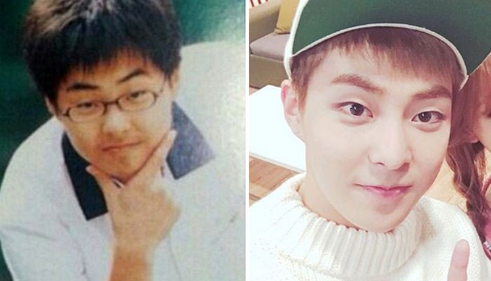 9 Male K-Pop Idols Who Became Handsome After Ditching Their Glasses