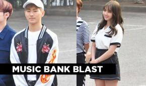 music bank, 20160527 music bank, kpop couples, kpop fashion, kpop couples clothes, music bank fashion, music bank idols, berry good, map6, laboum, twice, oh my girl, boys republic, seventeen