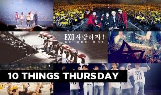 10things, kpop 10 things, kpop lists, kpop groups, kpop group slogans, kpop group unique things, kpop slogans 2016, exo, big bang, infinite, beast, btob, big bang, vixx, winner, got7, bts, shinee, shinee slogan, bts slogan, got7 slogan, winner slogan, vixx slogan, big bang slogan, btob slogan, beast slogan, infinite slogan, exo slogan