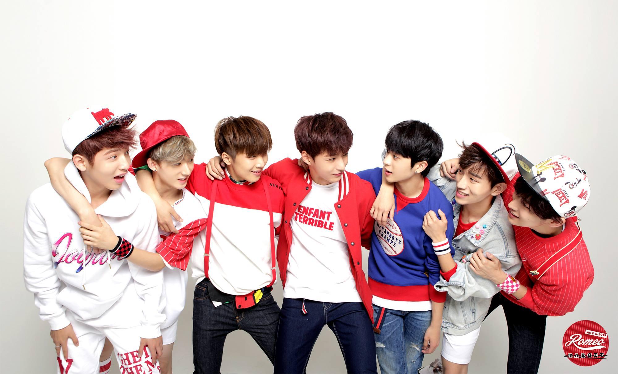 romeo, kpop romeo, romeo profile, kpop romeo profile, romeo members ...