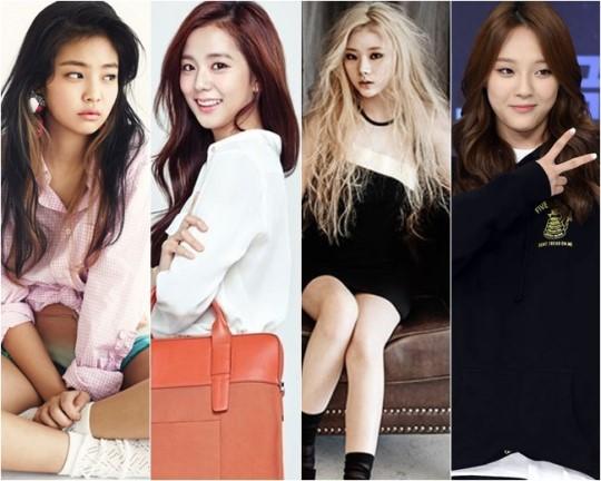 YG to Finally Debut New 2NE1 Sister Girl Group!