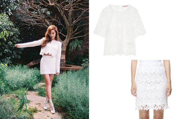 fab fashion friday, kfashion, kpopmap fff, fff, jessica, blanc and eclare, blanc eclare jessica, jessica comeback, jessica debut, jessica solo debut, snsd jessica fashion, jessica fashion, jessica jung fashion