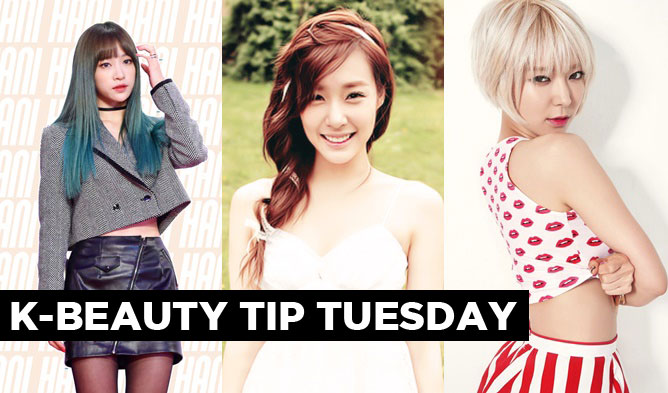 Korean Beauty Tip Tuesday Top 10 K Pop Hairstyles To Captivate The Fellas Kpopmap Kpop Kdrama And Trend Stories Coverage