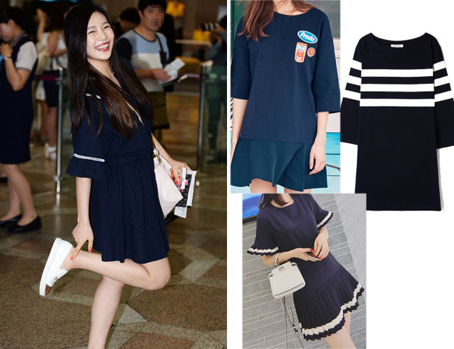FAB FASHION FRIDAY: SM Idols' Summer Airport Fashion