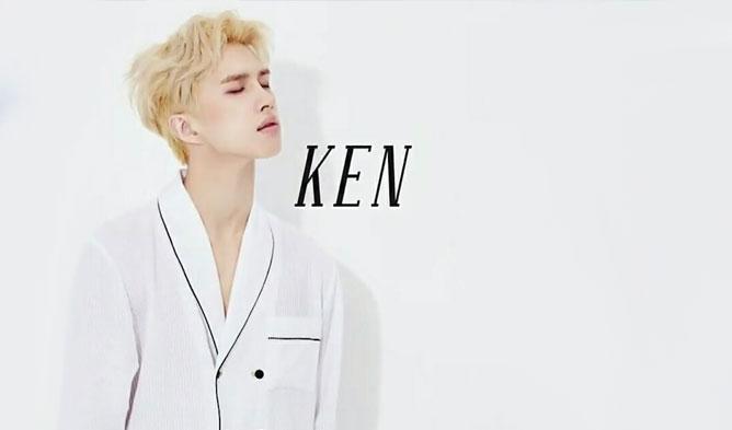 vixx, vixx ken, vixx ken duet song festival, ken duet song festival, ken choi sangyeob, ken solo, vixx comeback, vixx ken, ken, kpop vixx
