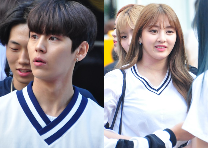 Music Bank Blast: K-Pop Idols' Couple Looks from May 20th