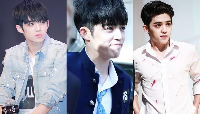 5 Korean K-Pop Male Idols Who Get Mistaken As Mixed Race