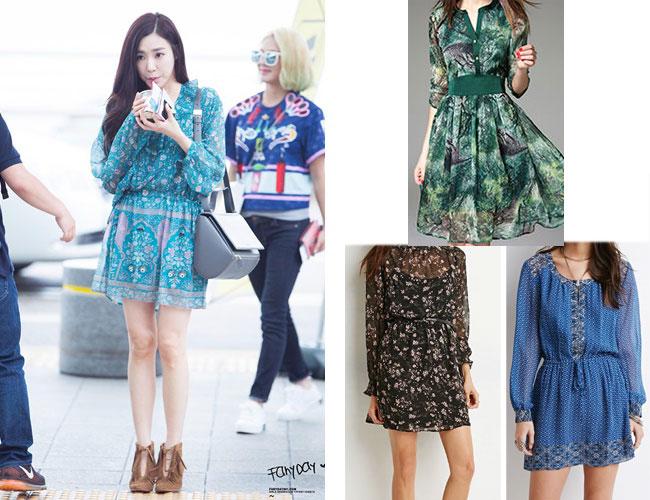 fashion fab friday, fashion friday, kpop fashion, kfashion, korean fashion, snsd airport fashion, kpop airport fashion, luna airport fashion, red velvet airport fashion
