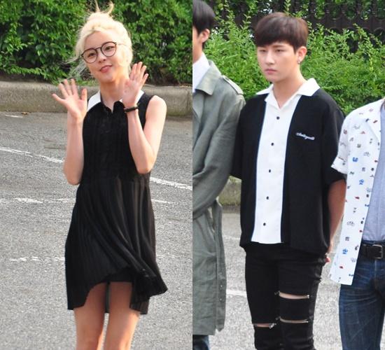 Music Bank Blast: K-Pop Idols' Couple Looks from June 17th