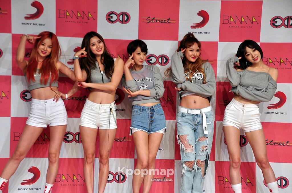 exid, exid comeback, exid 2016, exid showcase, exid showcase 2016, exid street, exid street showcase, hani 2016, solji 2016, exid le 2016, hyerin 2016, junghwa 2016