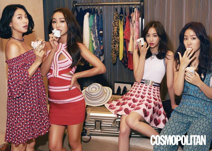 Idols' Ideal Types 2016 Compilation: SISTAR