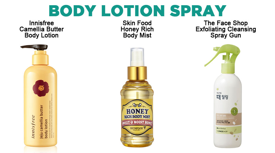 Korean Beauty Tip Tuesday Summer Pre Tanning Body Care Kpopmap