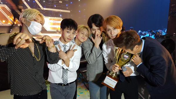 TOP 10 K-Pop Boy Groups With the Most Music Show Wins