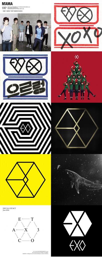 exo, exo debut, exo comeback, exo 2016, exo album covers, exo members, exo throughout the years, exo debut to now, exo members 2016, exo profile, exo information, exo transition, exo change, exo discography