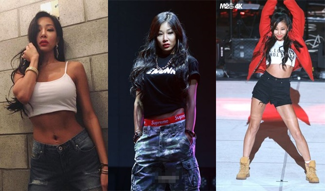 9 of the Most Badass Ladies of All K-Pop Idols