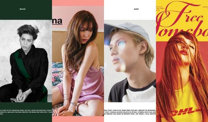 sm solo artists, sm solo artists ranking, sm solo artists album sales, kpop album sales ranking, kpop album sales 2016,