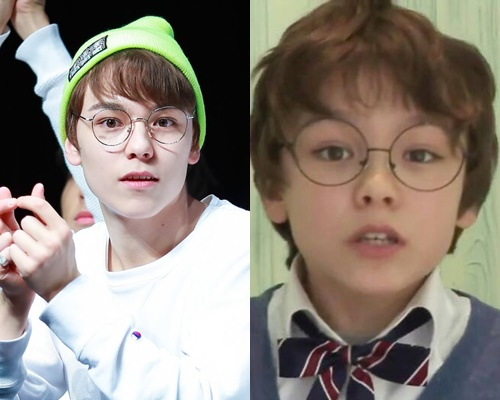 12 K-Pop Male Idols Who Look The Same As Baby Photos