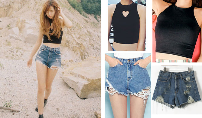 kfashion, korean fashion, kpop fashion, kpop outfits, yg girl group, yg new girl group, yg jennie, yg jisoo, yg lisa