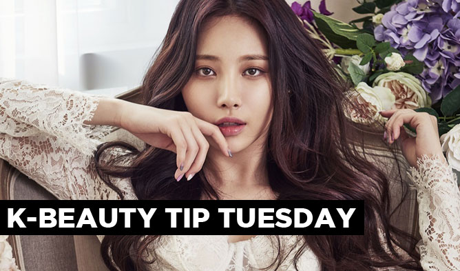 kbeauty, kpop beauty, kpop beauty tip, girls day yura, girls day yura beauty, yura hair, yura hair care, yura get it beauty, yura 2016