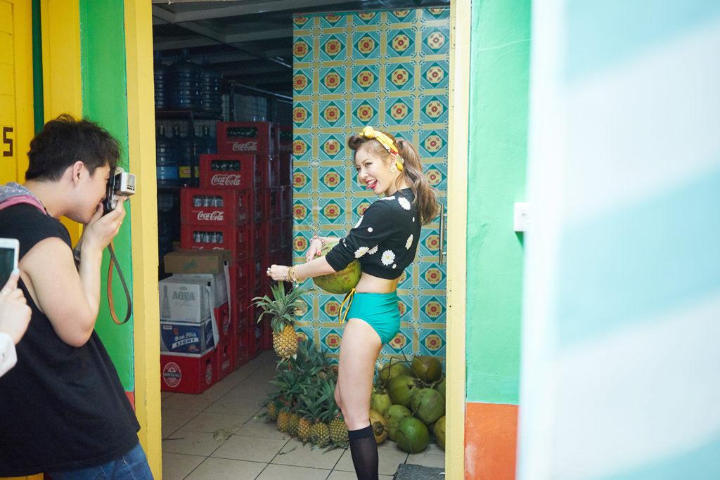hyuna, hyuna awesome, hyuna photoshoot 2016, hyuna photoshoot, hyuna 2016, hyuna awesome bts, hyuna awesome behind cut, hyuna awesome 2016, hyuna awesome album