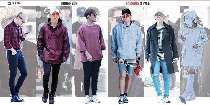 ikon, ikon fashion, ikon outfits, ikon fashion style, ikon fashion sense, ikon members, donghyuk fashion