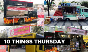 kpop food truck, kpop idol food truck, korean food truck, kpop idol fan service, kpop twice food truck, IOI food truck, EXO food truck, GFriend food truck, kpop infinite food truck, Got7 food truck, B1A4 food truck, Lovelyz food truck, Mamamoo food truck, APink food truck