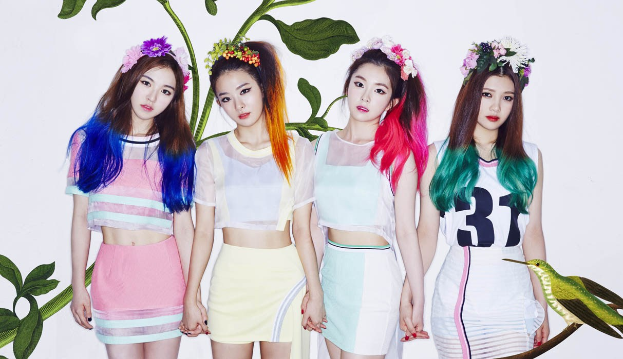 Which Hairstyle Era Best Fits The Red Velvet Girls  Kpopmap  Global Hallyu