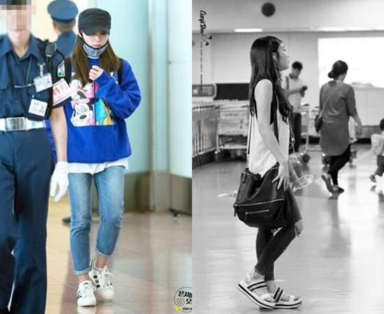 boyish fashion, kpop boyish fashion, kpop idol boyish fashion, kpop girl group boyish, eunji fashion