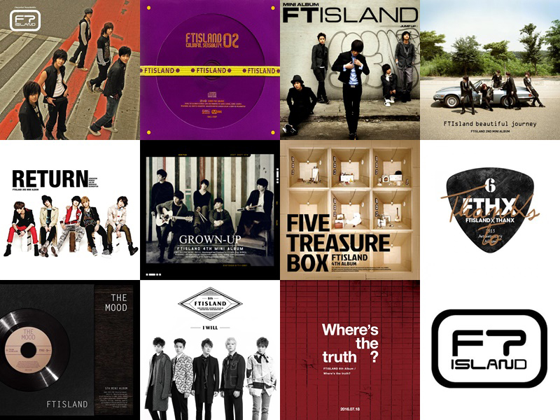 ft island, ft island comeback, ft island 2016, ft island debut, ft island then and now, ft island debut to now, ft island before and after, jaejin 2016, honggi 2016, jonghoon 2016, minhwan 2016, seunghyun 2016