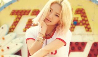 hyoyeon, snsd hyoyeon, hyoyeon 2016, hyoyeon the star, hyoyeon the star photoshoot, hyoyeon photoshoot, hyoyeon photoshoot 2016