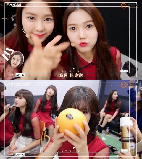 4Idol GirlsWho Are Totally Crushing on Female Stars