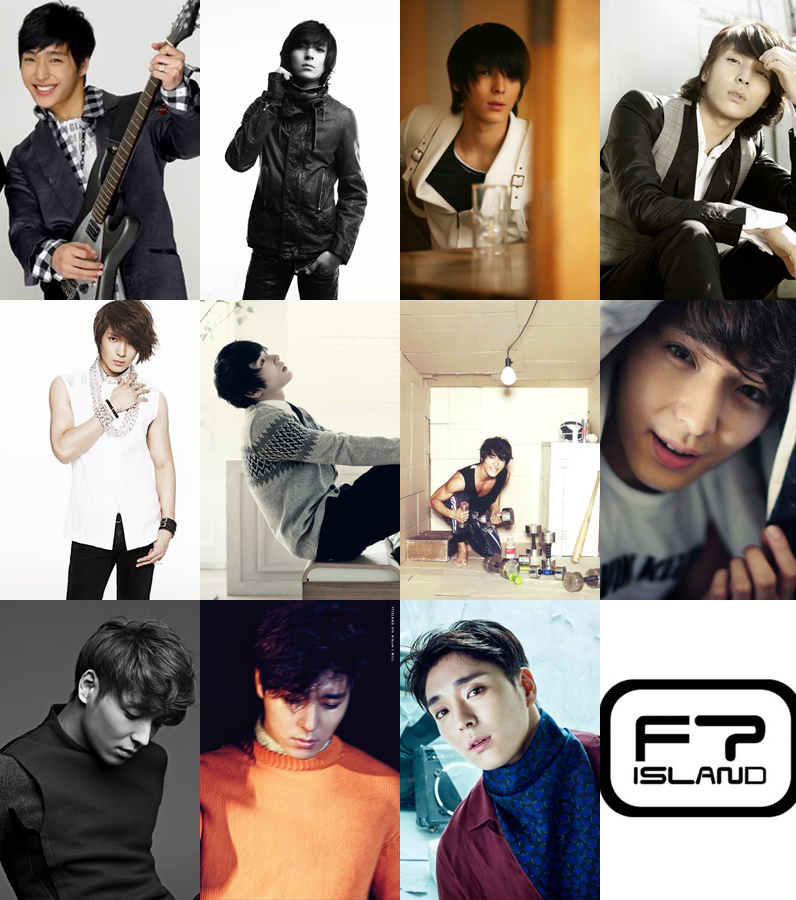 Debut to Now: FT ISLAND (2016 Comeback)