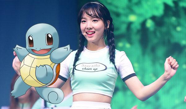 twice, twice members, twice pokemon, jyp twice, kpop twice, kpop pokemon, pokemon, pokemon idols, twice similar pokemon, if twice were pokemon