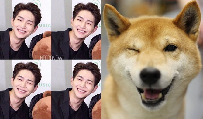 7 K-Pop Male Idols Who Have Adorable Puppy Faces