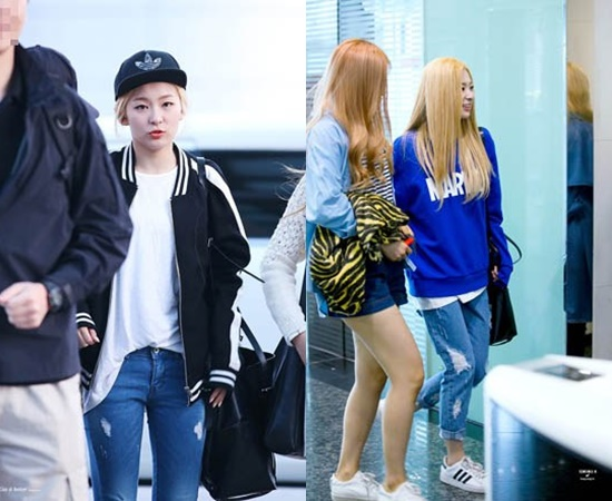 boyish fashion, kpop boyish fashion, kpop idol boyish fashion, kpop girl group boyish, seulgi fashion