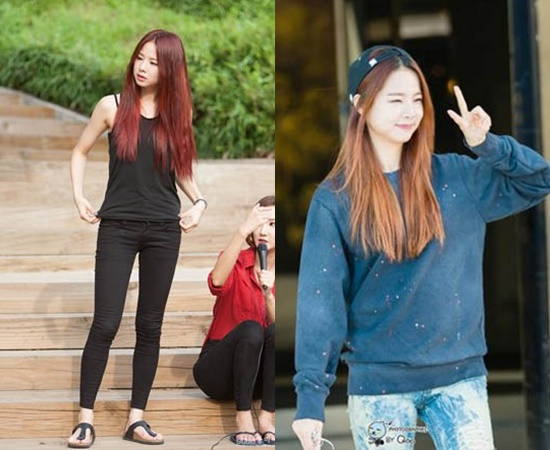boyish fashion, kpop boyish fashion, kpop idol boyish fashion, kpop girl group boyish, solji fashion