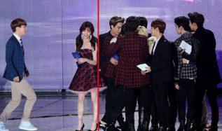 Kpop idol dating rumors