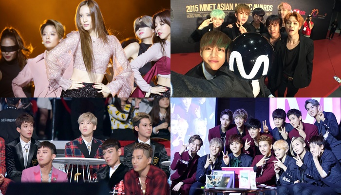 Mnet Asia Music Awards (MAMA) 2016: Lineup (Updated)