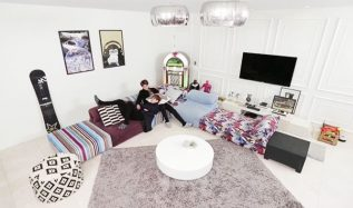 TOP 4 Luxury Idol Group Dorms