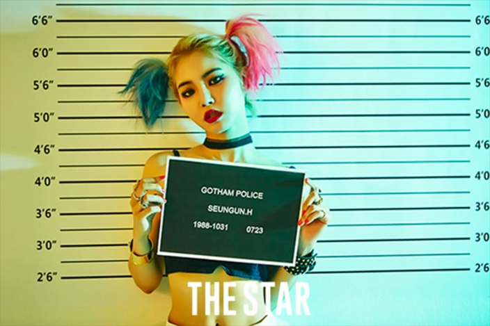 5 K-Pop Idols Who Channeled Suicide Squad's Harley Quinn